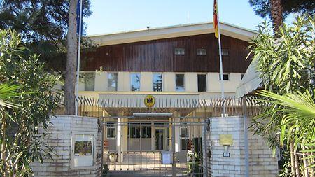 Zanafillat e Ambasades Gjermane në Tiranë -